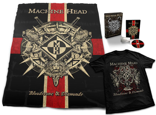 Bloodstone & Diamonds Mailorder Edition