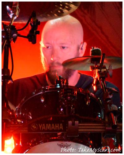 Dave McClain