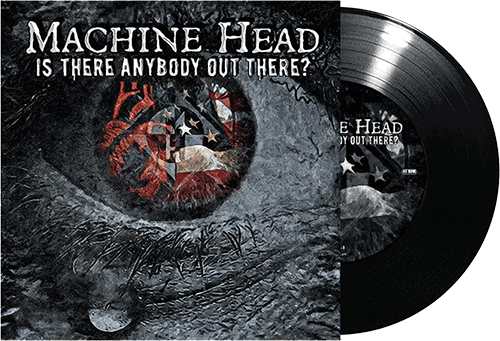 Is There Anybody Out There Black Vinyl