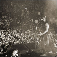 Click image to view show info: Robb Flynn live at NEC in Birmingham, England 2007